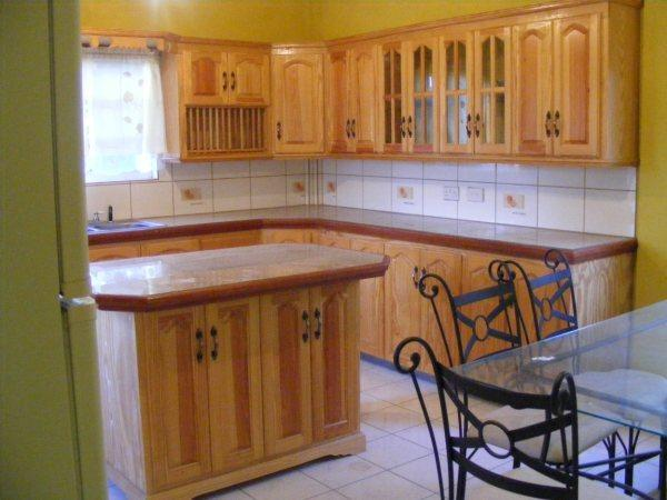 Spacious Kitchen - Antoine's Apartment - 4B - Grand Anse - rentals
