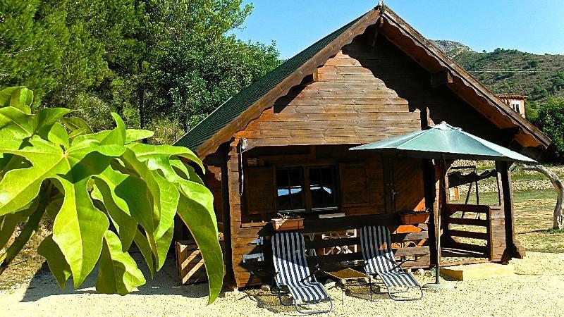 Finepark  log cabin Andalucia - Image 1 - Cala Finestrat - rentals
