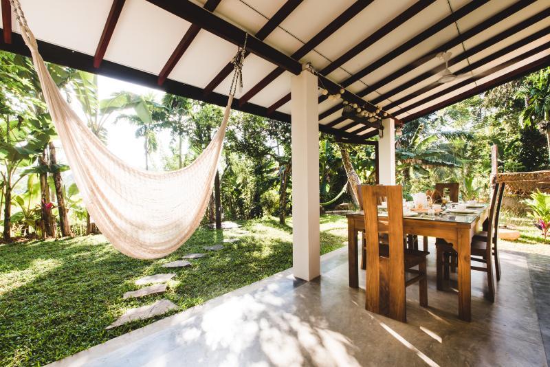 Enjoy Sunrise - Terrace Area - Your Dream Home - Mirissa - Mirissa - rentals