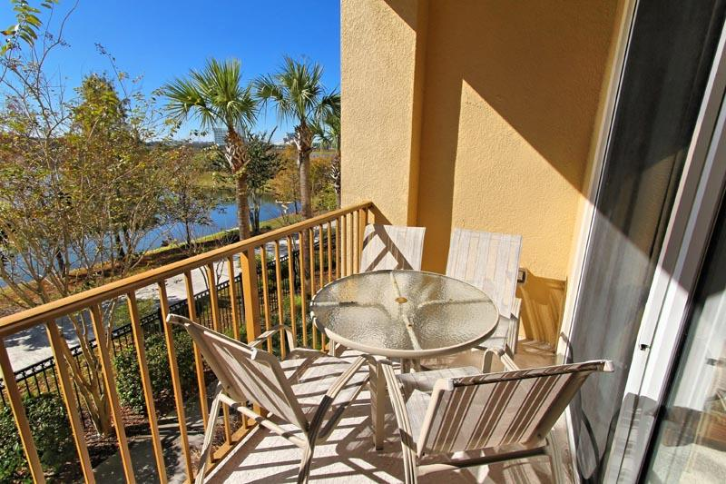 A gentle start to each day - A Piece of Magic - Orlando - rentals