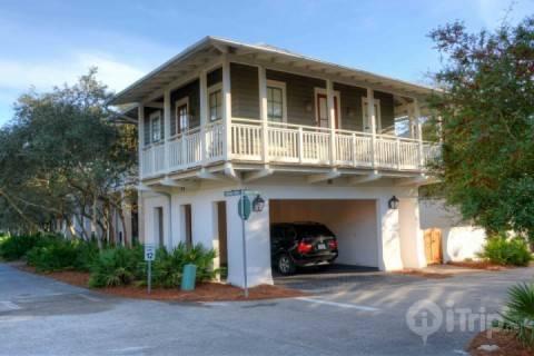 Cadiz Cottage and Parking in Garage - Cadiz Cottage - Panama City Beach - rentals