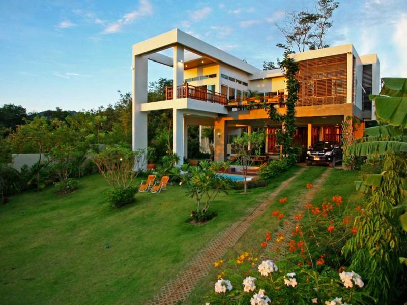 A unique property | The Levels | luxury, sea-view, villa for rent, Koh Lanta, Thailand - !!!SPECIAL L/M OFFER!!! Luxury Seaview Pool-Villa - Ko Lanta - rentals