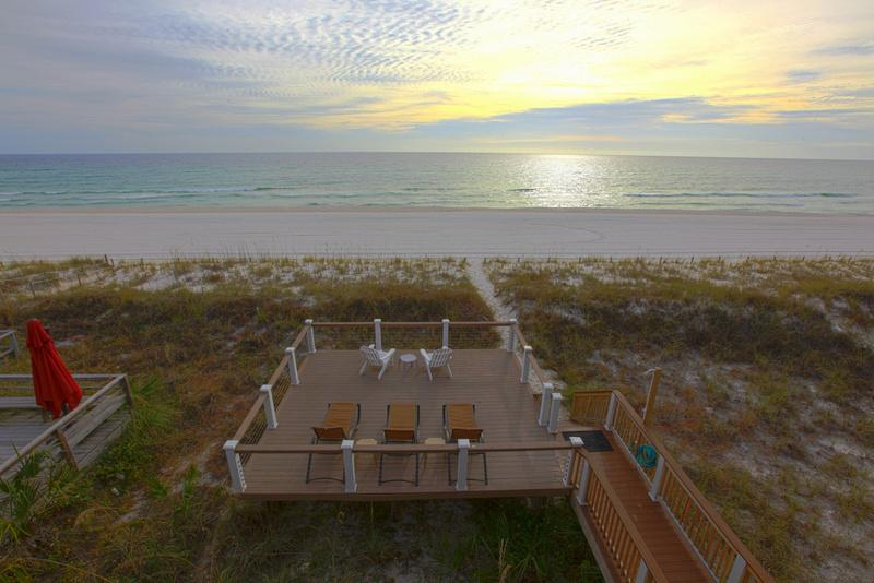 Direct Beach Views - Aug 1-8 OPEN! Luxury Beachfront Home at Pier Park - Panama City Beach - rentals