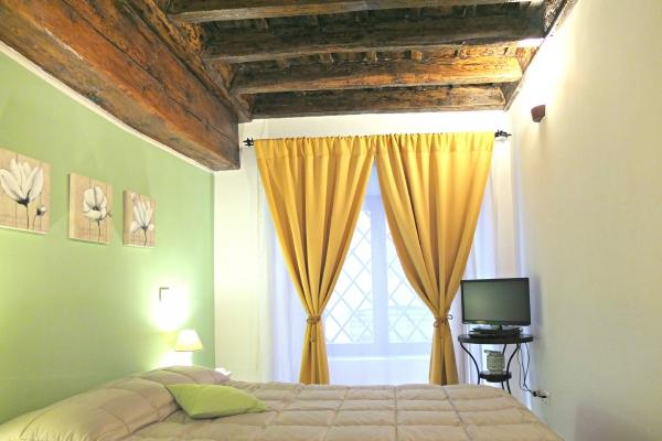 CR348 - Exclusive property dated 1520 - Residenza dei Banchi Nuovi - Image 1 - Rome - rentals