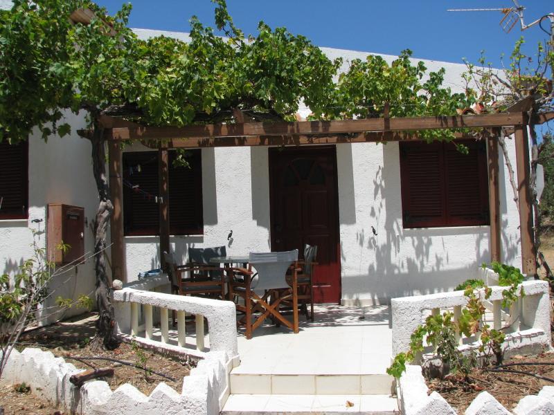 sunrise apartments studio 1 - Image 1 - Sitia - rentals
