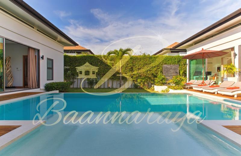 Baannaraya Villas Near 7 Beaches - C - Image 1 - Nai Harn - rentals
