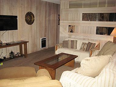 Living Room - Sherwin Villas - SV12B - Mammoth Lakes - rentals