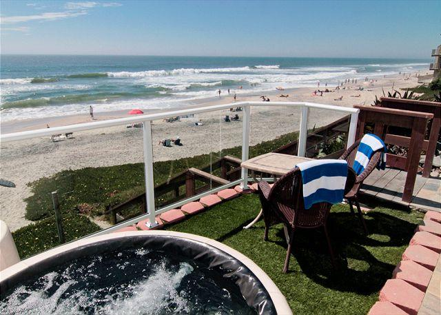 Stunning Oceanfront Vacation Rental in Carlsbad, CA - Image 1 - Carlsbad - rentals