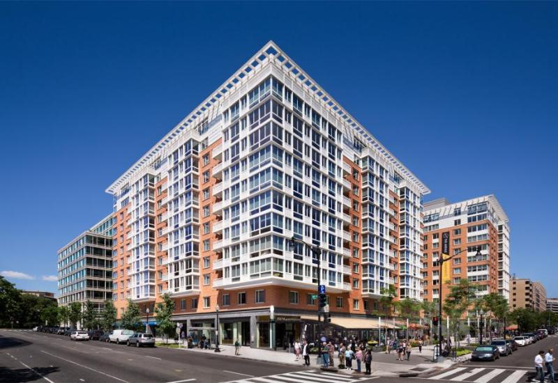 Building - Lux 1BR Apt w/ Den near Georgetown - Washington DC - rentals