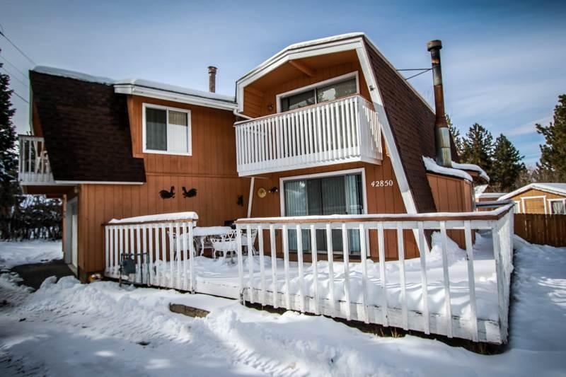 Leader on Cedar #1115 - Image 1 - Big Bear Lake - rentals