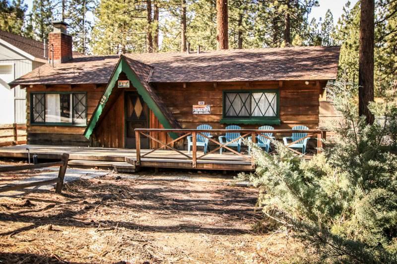 Beary Cozy #1339 - Image 1 - Big Bear Lake - rentals