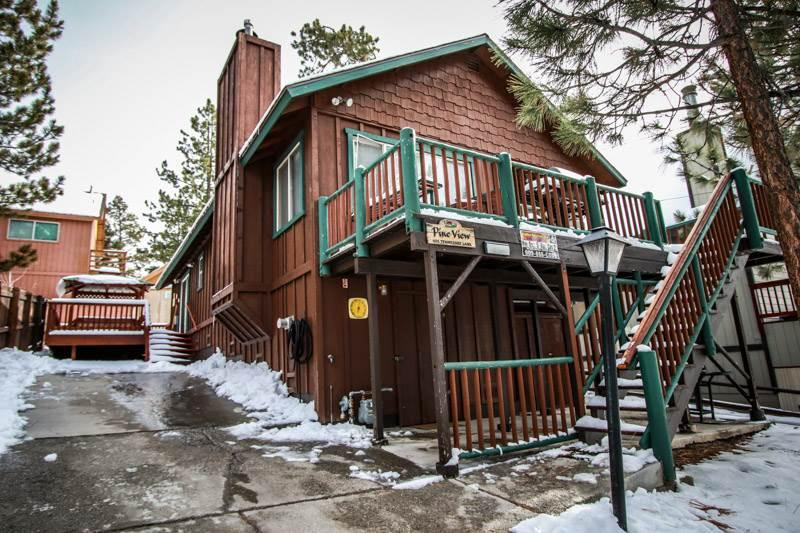 Pine View Cottage    #801 - Image 1 - Big Bear Lake - rentals