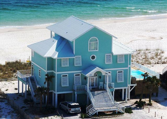 Life O Reilly - Gorgeous 'Life O'Reilly' Beachfront 7BD and Private Pool - Gulf Shores - rentals