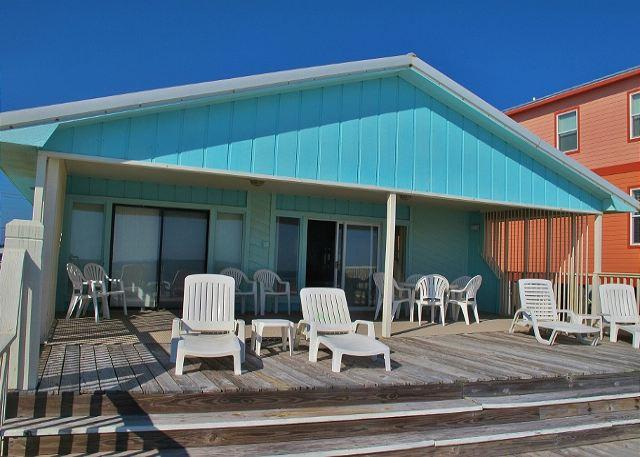 'Rolf's Retreat' Cute Beachfront 4 Bd Cottage - Image 1 - Alabama Gulf Coast - rentals