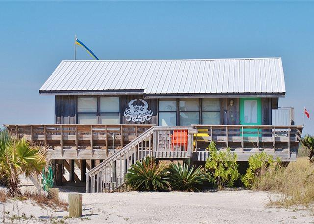 Rolf's Crabby Daddy - Crabby Daddy! Cute 2 Bd Beach Cottage - Gulf Shores - rentals