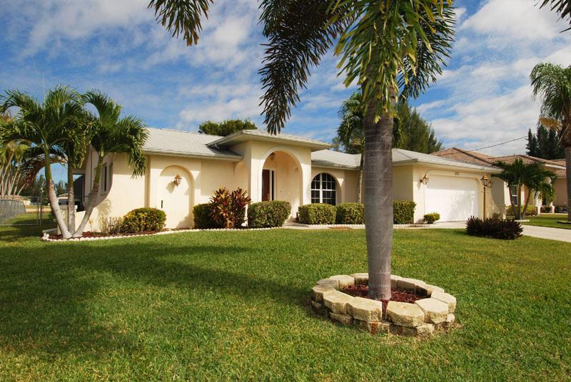 Front - Villa Tequila Sunrise - Cape Coral - rentals