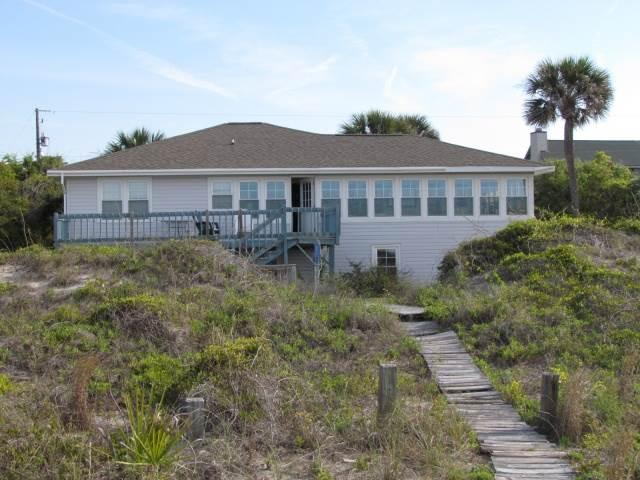 "3104 Point St. - ""Southern Comfort"" - Image 1 - Edisto Beach - rentals"