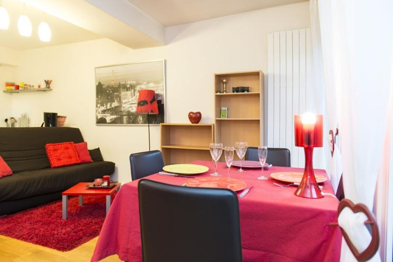 Main room - 4 guests - Large studio flat with garden - P12 - Charenton-le-Pont - rentals