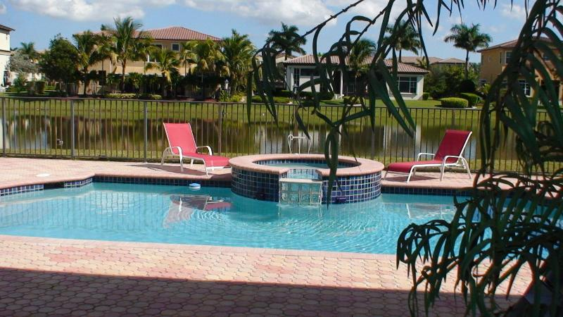 6800 Sq.ft 7 BEDROOMS 5 BATHS POOL SPA WATER VIEW - Image 1 - Fort Lauderdale - rentals