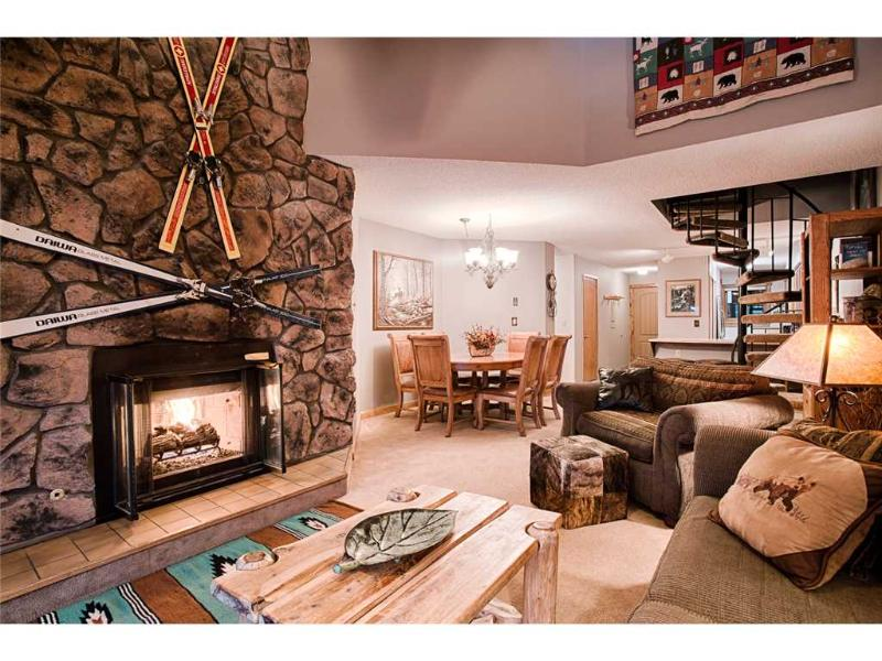Sawmill Creek Condo 407 - Image 1 - Breckenridge - rentals