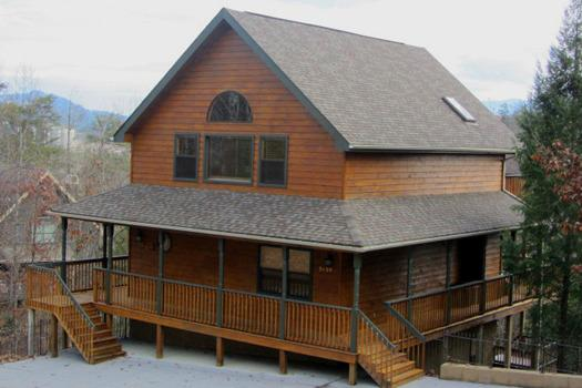 STONES THROW - Image 1 - Pigeon Forge - rentals