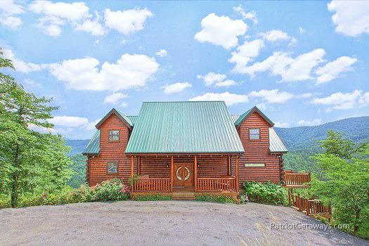 MAJESTIC VIEWS - Image 1 - Pigeon Forge - rentals