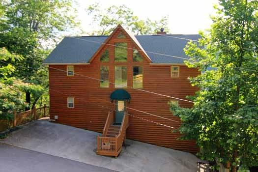 HALL OF FAME LODGE - Image 1 - Pigeon Forge - rentals