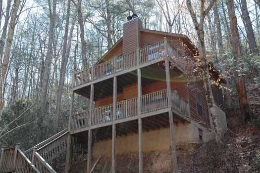 WHISPERING CREEK - Image 1 - Pigeon Forge - rentals