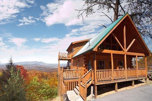 THE VIEW - Image 1 - Gatlinburg - rentals