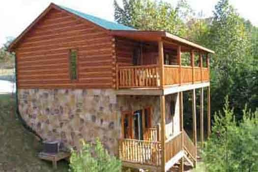 BEAR HOUSE ROCK - Image 1 - Pigeon Forge - rentals