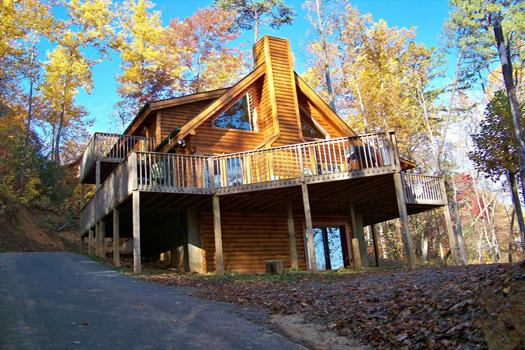 SIERRA'S MOUNTAIN RETREAT - Image 1 - Pigeon Forge - rentals