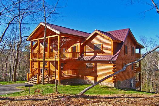 LOOKOUT LODGE - Image 1 - Pigeon Forge - rentals