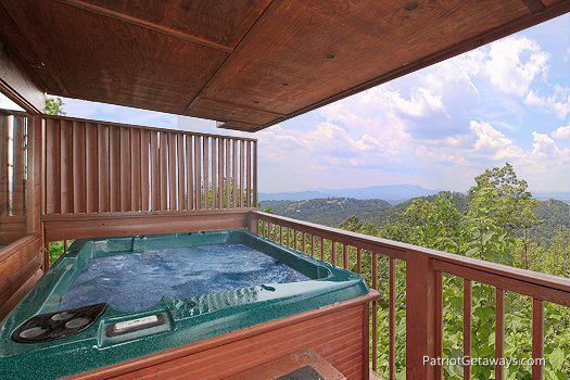 ALL ABOUT THE VIEW - Image 1 - Pigeon Forge - rentals