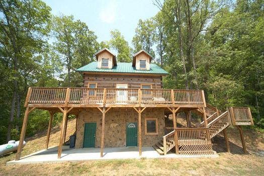 MOUNTAIN LAKE ESCAPE - Image 1 - Sevierville - rentals