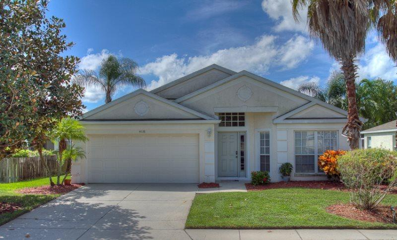 (SH17) Lovely 3 Bed, 2 Bath Home with a Private Pool Overlooking a Lake with Wildlife - Image 1 - Bradenton - rentals