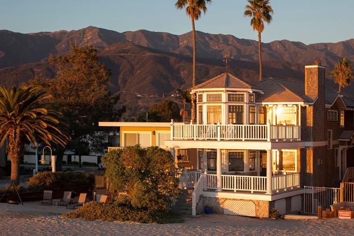 No better spot on Carpinteria Beach - Beachcomber - Carpinteria - rentals
