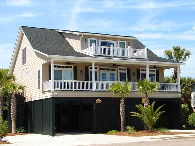 """1503 Palmetto Blvd - """"Palmetto Tides"""" - Image 1 - Edisto Beach - rentals"""
