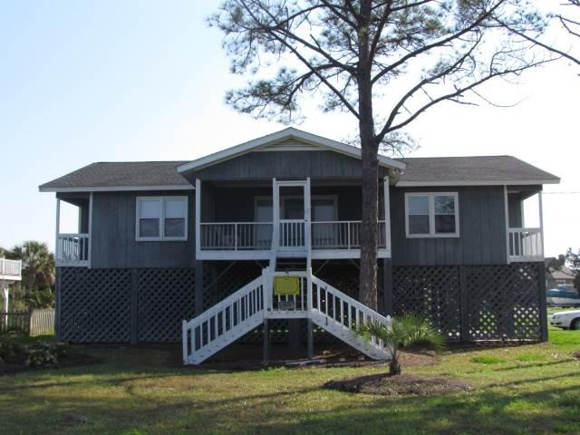 "3615 Yacht Club Rd - ""Terreni House"" - Image 1 - Edisto Beach - rentals"