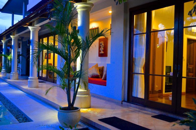 First floor and swimming pool - Villa Padi,  Bali - Come and Indulge Yourself ! - Canggu - rentals