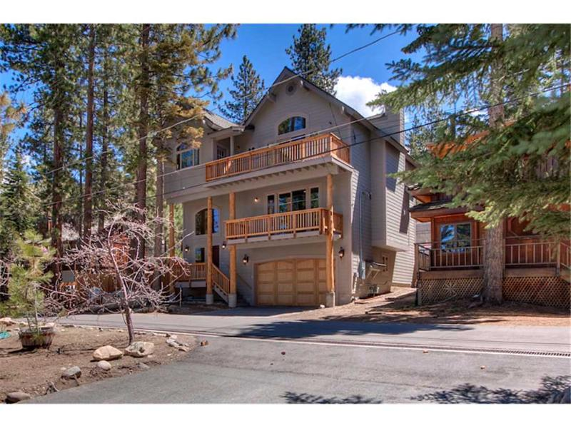 Deluxe Cave Rock Home with Lake Views, 3 Decks and Private Hot Tub (CR14) - Image 1 - Zephyr Cove - rentals