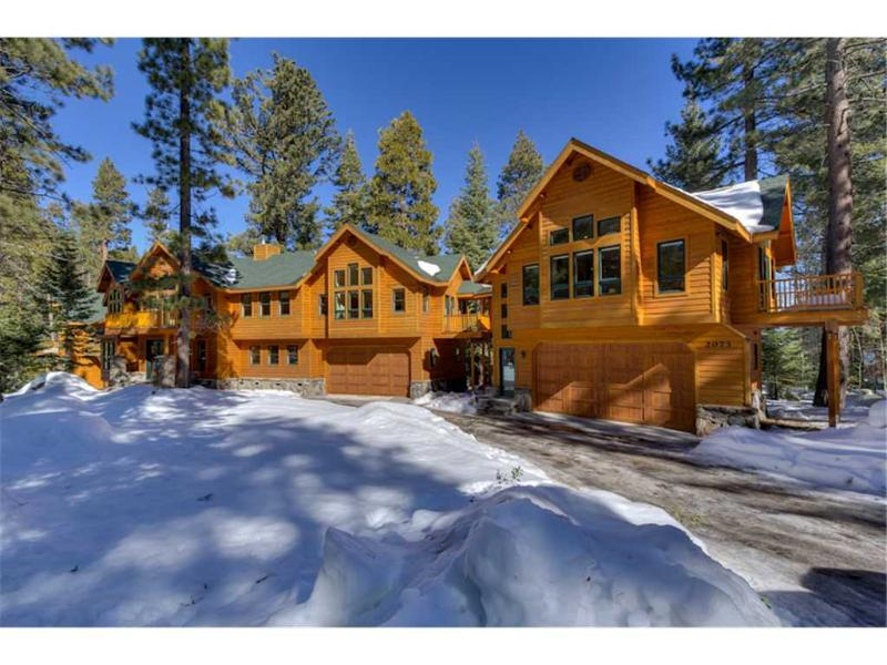 Newly Constructed Palatial Home in Private Gated Community (CS02) - Image 1 - South Lake Tahoe - rentals