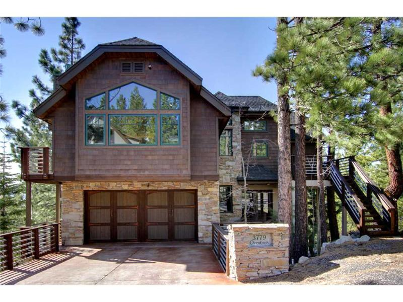 Luxury 3-Story Home with Elevator, Hot Tub, Pool Table and Stunning Lake Views (HV22) - Image 1 - South Lake Tahoe - rentals
