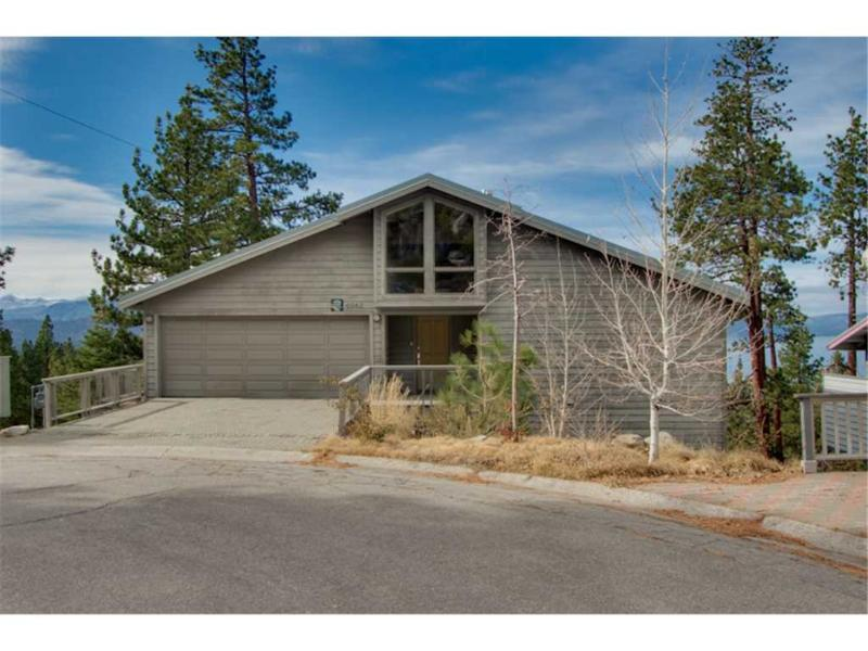 Gorgeous Tahoe Home with Lake Views at the Base of Heavenly Ski Area (HV29) - Image 1 - South Lake Tahoe - rentals