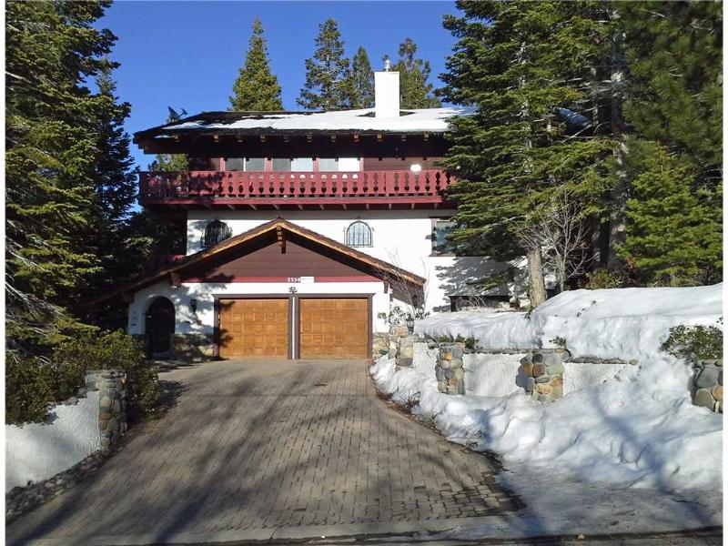 Gigantic 3-Story Home with Wrap-Around Decks, Game Room and Full Workout Room (ME27) - Image 1 - South Lake Tahoe - rentals