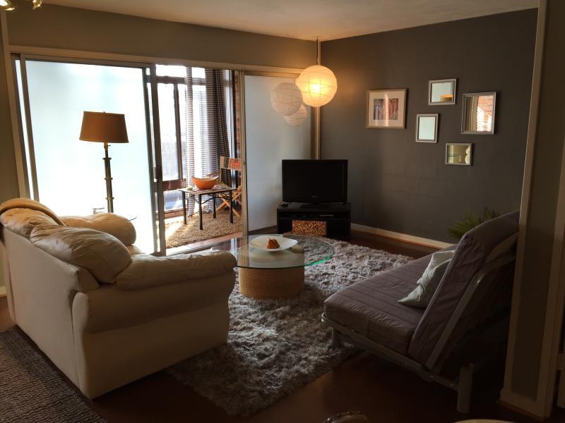 Living Area - Cherokee Rd Condo #1 - Louisville - rentals