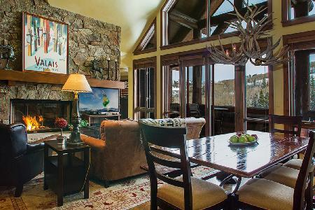 Snowcloud Lodge 8 - Bachelor Gulch- Ski in/Ski out & luxurious amenities access - Image 1 - Beaver Creek - rentals