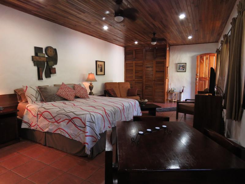 600 sq/ft Studio/ King Bed,full Kitchen, A/C, WiFi - Image 1 - Manuel Antonio National Park - rentals