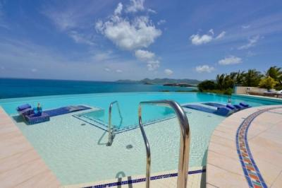 Enticing 11 Bedroom Villa in Terres Basses - Image 1 - Terres Basses - rentals