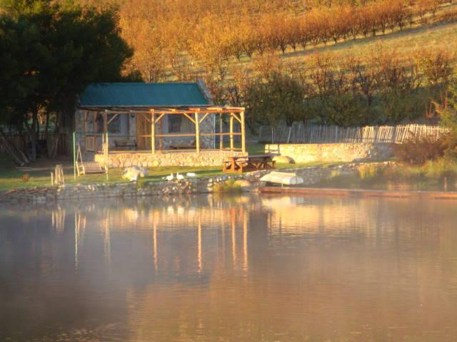 Lapa at Langdam-in-Koo dam - Langdam-in-Koo guest farm-Pear Tree cottage - Montagu - rentals