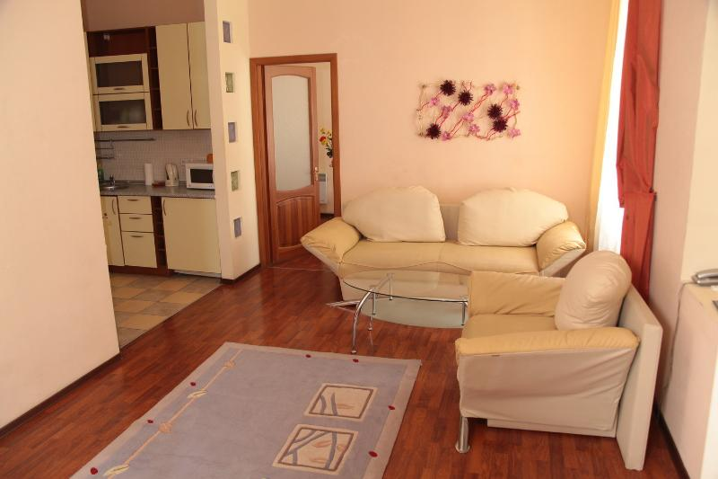 Hi-Tech two room apartment on Independence square - Image 1 - Kiev - rentals
